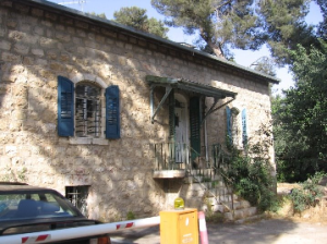 House in German Colony