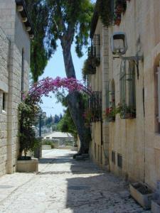 Yemin Moshe - view along Malki Street