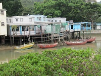 Tao O fishing village