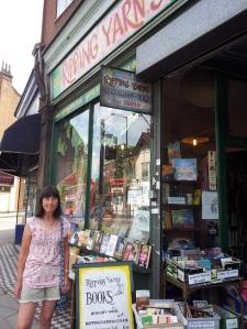Ripping Yarns Bookshop