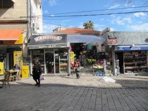 Ben Hillel Street