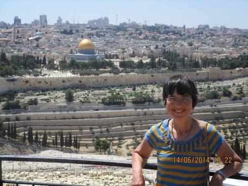 Me and Jerusalem