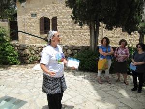 Tali Kaplinski Tarlow of Israel ScaVentures