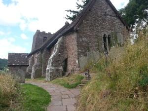 St Martin's Church, Cwmyoy