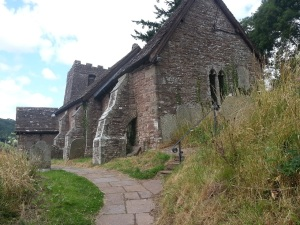 St Martin's Church, Cwmyoy
