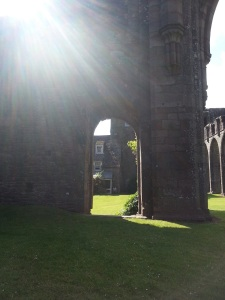 Llanthony Priory