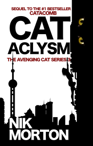 CATACLYSM COVER