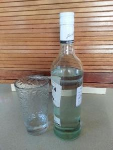 BottleAndGlass