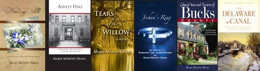 Marie_Murphy_Duess_books
