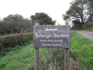 Totleigh Barton