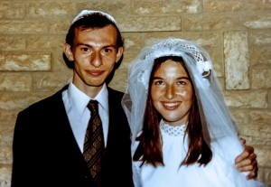 David and Miriam, 1978