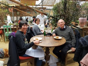 Petersham Nurseries - Richmond Park