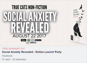 Social Anxiety Revealed: the Launch Party