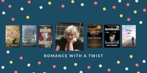 Sue Barnard - Romance with a Twist