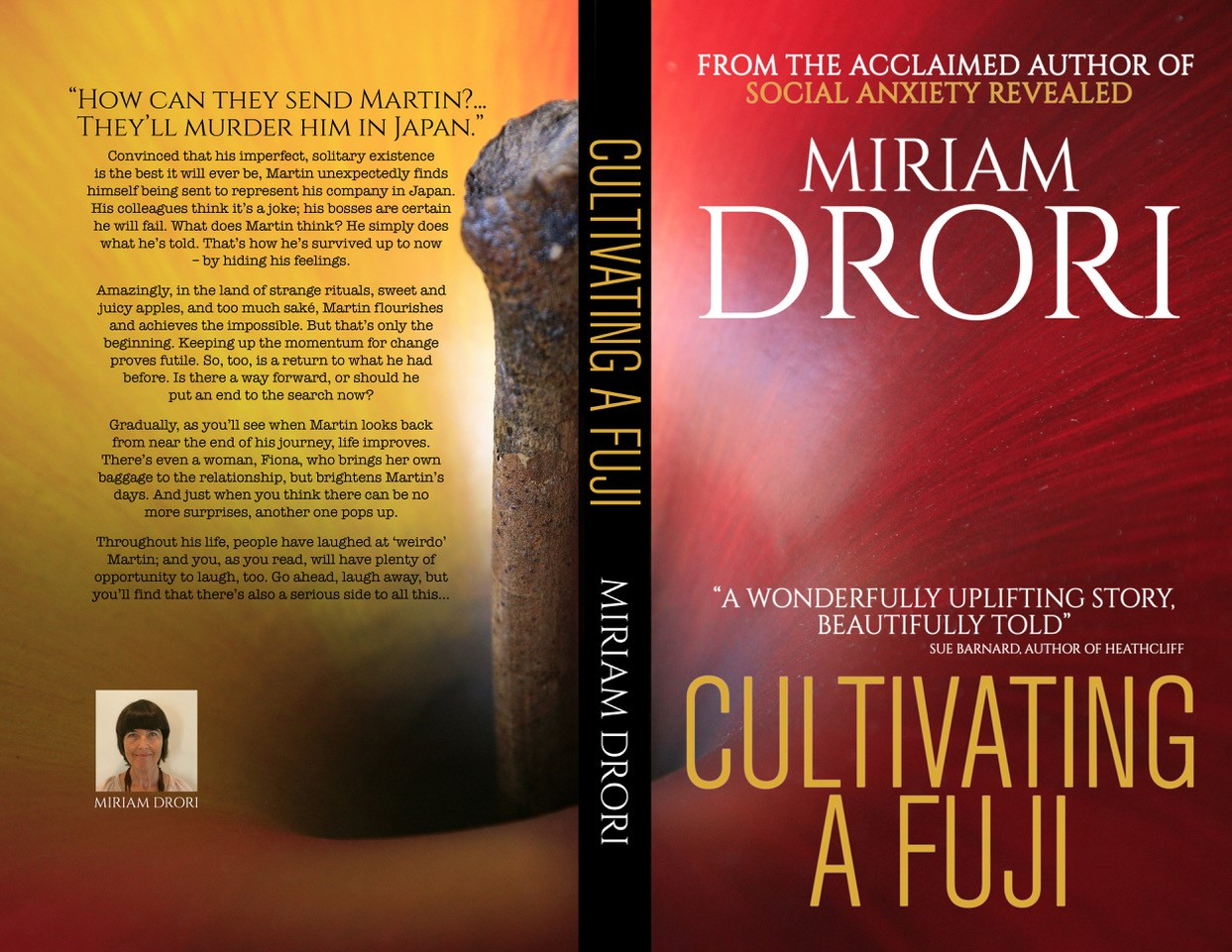 Cultivating a Fuji by Miriam Drori