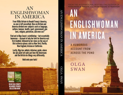 An Englishwoman in America by Olga Swan