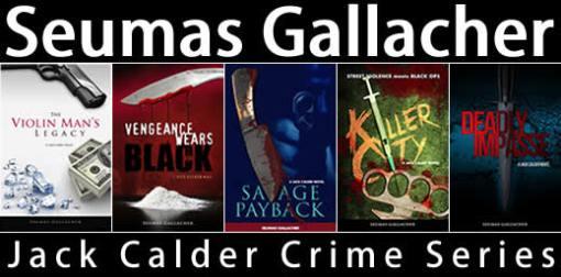 Jack Calder Crime Series