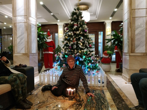 Chanuka and Christmas in Vietnam