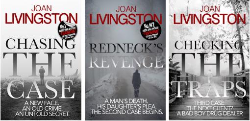 Joan Livingston - Isabel Long Mystery Series