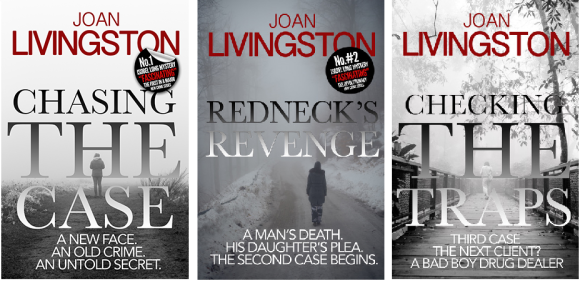 Joan Livingston - Isabel Long Mystery Series