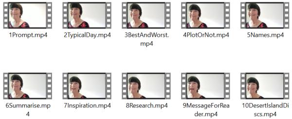 Creating Videos