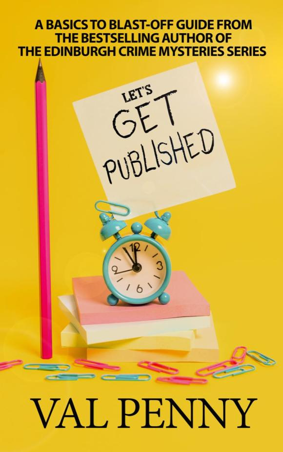 Let's Get Published by Val Penny